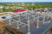 SUTT 150 kV Rengat Tembilahan Beroperasi, PLN Hemat Rp121,73 Miliar per Tahun