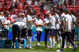 Line Up Hungaria vs Prancis, Deschamps Ganti Hernandez…