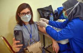 DKI Jakarta Sudah Realisasikan 37,9 Persen Target Vaksinasi Dosis I