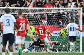 Babak Pertama 1-0: Prancis Mendominasi, Tapi Hungaria…