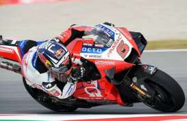 MotoGP Jerman, Johann Zarco Terdepan di Sachsenring
