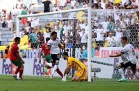 Piala Eropa (Euro 2020) Jerman Sikat Portugal Skor…