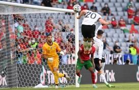 Hasil Matchday II dan Klasemen Euro 2020: Prancis Pimpin Grup 'Neraka'