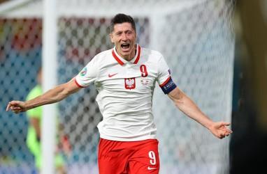 Euro 2020 Spanyol vs Polandia 1–1, Gol Morata Dibalas Lewandowski, Penalti Gagal
