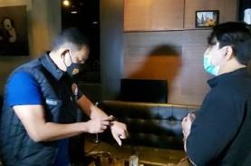 Pelanggaran Prokes: Polda Metro Segel Bar Flow