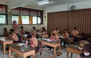 Kabupaten Cirebon Pilih Tetap Laksanakan Sekolah Tatap Muka