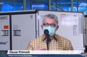 Kemenkes Pastikan Seluruh Vaksin di Indonesia Sudah…