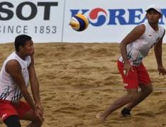 Tim Voli Pantai Indoneasia Siap Berlaga di Kualifikasi Olimpiade Tokyo
