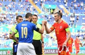 Euro 2020: Babak I, Matteo Pessina Bawa Italia Unggul 1-0 atas Wales