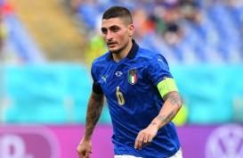Euro 2020: Italia vs Wales 1-0, Gli Azzuri Jaga Rekor Tanpa Kebobolan
