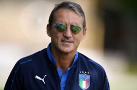 Tak Terkalahkan dalam 30 Laga, Italia Era Mancini…