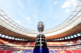 Copa America 2021, Catatan Penting Jelang Laga Kolombia…