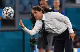 Rekor Pelatih Italia Roberto Mancini & Peluang Juara Euro