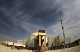 Satu-Satunya Pembangkit Listrik Tenaga Nuklir Iran…