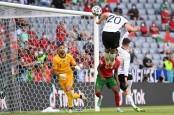 Usai Jerman vs Portugal, Gosens Mengaku Tak Lagi Minta Jersey Ronaldo