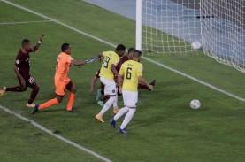 Copa America 2021 Grup B, Fakta Pertandingan Ekuador…