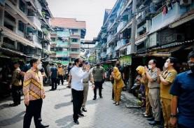 Kasus Covid-19 Meroket, Jokowi Instruksikan Pengetatan…