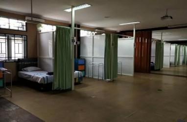 Pasien Covid-19  di Semarang Mencapai 2.000 Orang, Sejumlah Jalan Ditutup