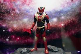 Indonesia Kini Punya Action Figure Super Hero Lokal…