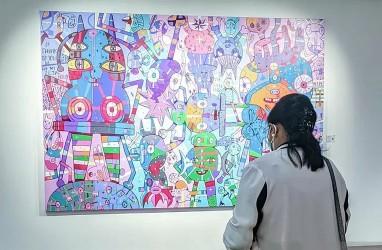 Art Moments Jakarta 2021 Digadang Gairahkan Pameran Seni