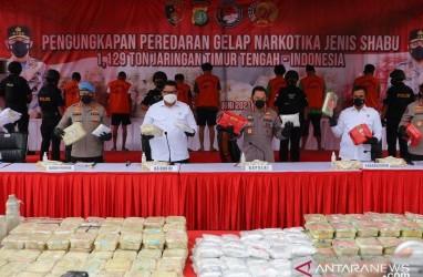 Survei Kepercayaan Publik: Polri Juara, KPK Paling Belakang