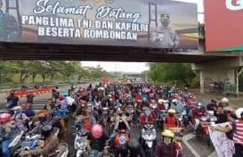 Warga Madura Demonstrasi Wali Kota Surabaya soal Penyekatan Suramadu