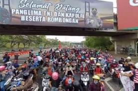 Warga Madura Demonstrasi Wali Kota Surabaya soal Penyekatan…