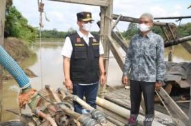 Penambangan Emas di Sungai Batang Tebo Marak, Ini…