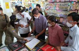 Swalayan di Semarang Disegel akibat Karyawan Terinfeksi Covid-19