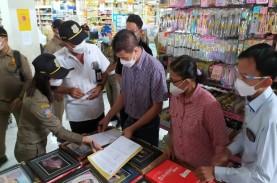 Swalayan di Semarang Disegel akibat Karyawan Terinfeksi…