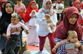 DKI Jakarta Cetak Rekor Harian, 224 Balita Terpapar…