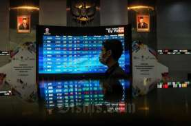 IHSG Gagal Ditutup di Level 6.000, Investor Asing Borong Saham Rp2 Triliun
