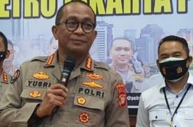 Polda Metro Jaya Larang Warga Jakarta Olahraga di…
