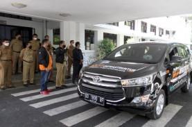 Jelajah Metro Mamminasata: Wali Kota Makassar Lepas…