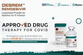 Indofarma (INAF) Rilis Obat Terapi Pasien Covid-19,…