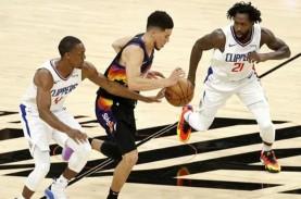 Final Wilayah Barat Basket NBA, Phoenix Suns Atasi…