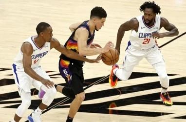Final Wilayah Barat Basket NBA, Phoenix Suns Atasi LA Clippers