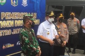 Hari Ini, Kasus Positif di DKI Jakarta Konsisten di…