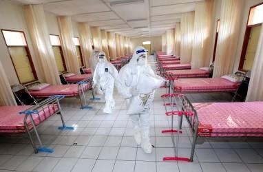 Kapasitas Rumah Sakit Rujukan Covid-19 di Riau Masih Aman