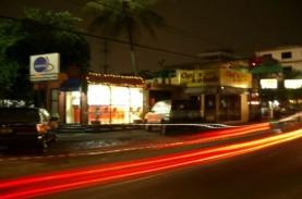 Mulai Malam Ini 10 Ruas Jalan Dibatasi. Jakarta Lockdown?…