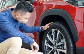 Tips Otomotif : Ini 6 Ciri-Ciri Ban Mobil Sudah Mesti Diganti