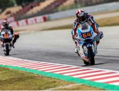 Pertamina Mandalika SAG Team Semangat Sambut Balapan di GP Belanda