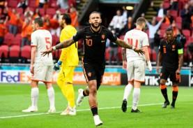 Hasil Grup C Euro 2020, Austria Dampingi Belanda Lolos…