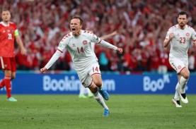 Hasil Grup B Euro 2020, Babak I Belgia 0 vs Finlandia…