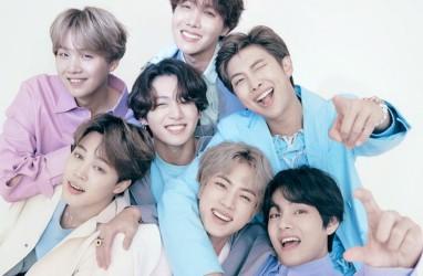 Single Terbaru BTS Sukses Puncaki Tangga Lagu Billboard, 4 Pekan Berturut-Turut