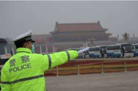 China Tutup Lapangan Tiananmen dan Kota Terlarang,…