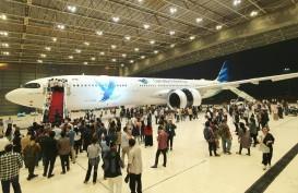 Garuda Indonesia Klaim Pangkas Biaya Sewa Pesawat hingga 30 Persen