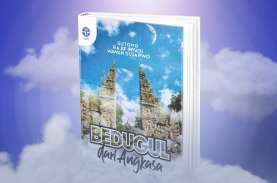 Buku LIPI Keren! Bedugul dari Angkasa Pakai Foto Udara