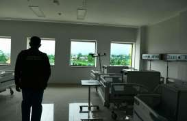 Dinkes Jabar Minta Rumah Sakit Konversi Tempat Tidur untuk Pasien Corona