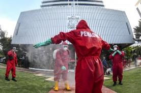 Anggaran Penanganan Covid-19 Tipis, DKI Berharap Pandemi…